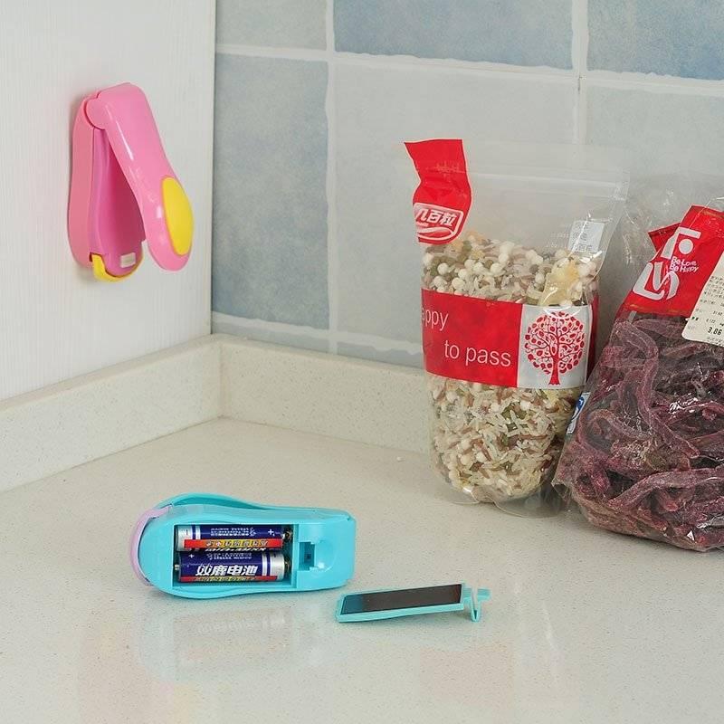 Portable Mini Food Sealer Machine