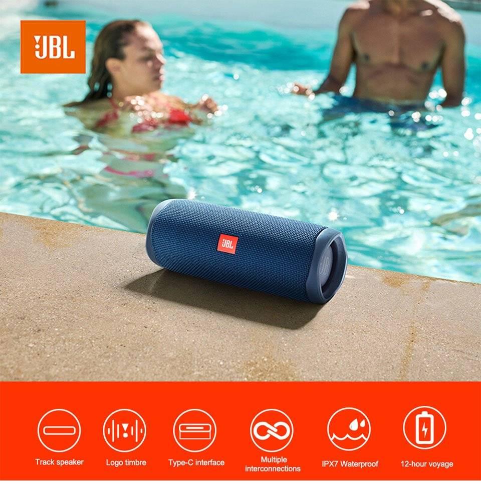 JBL Flip 5 Mini Portable Bluetooth Speaker
